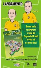 Livro 20 anos da Copa do Brasil