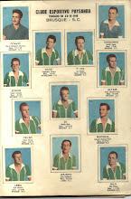 Clube Esportivo Paysandú, 1963