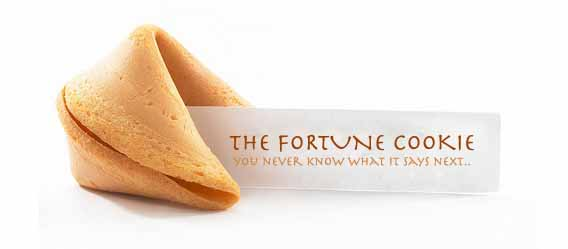 The Fortune Cookie..