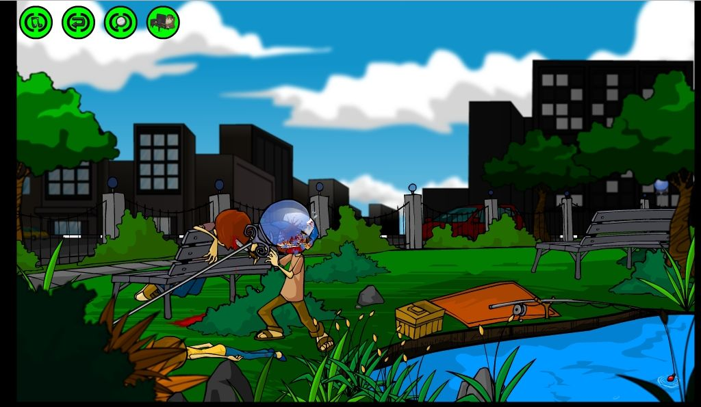 Foreign Creature Puzzle | Indonesian Flash Games