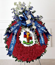 CSW Missionary Flower Arrangment