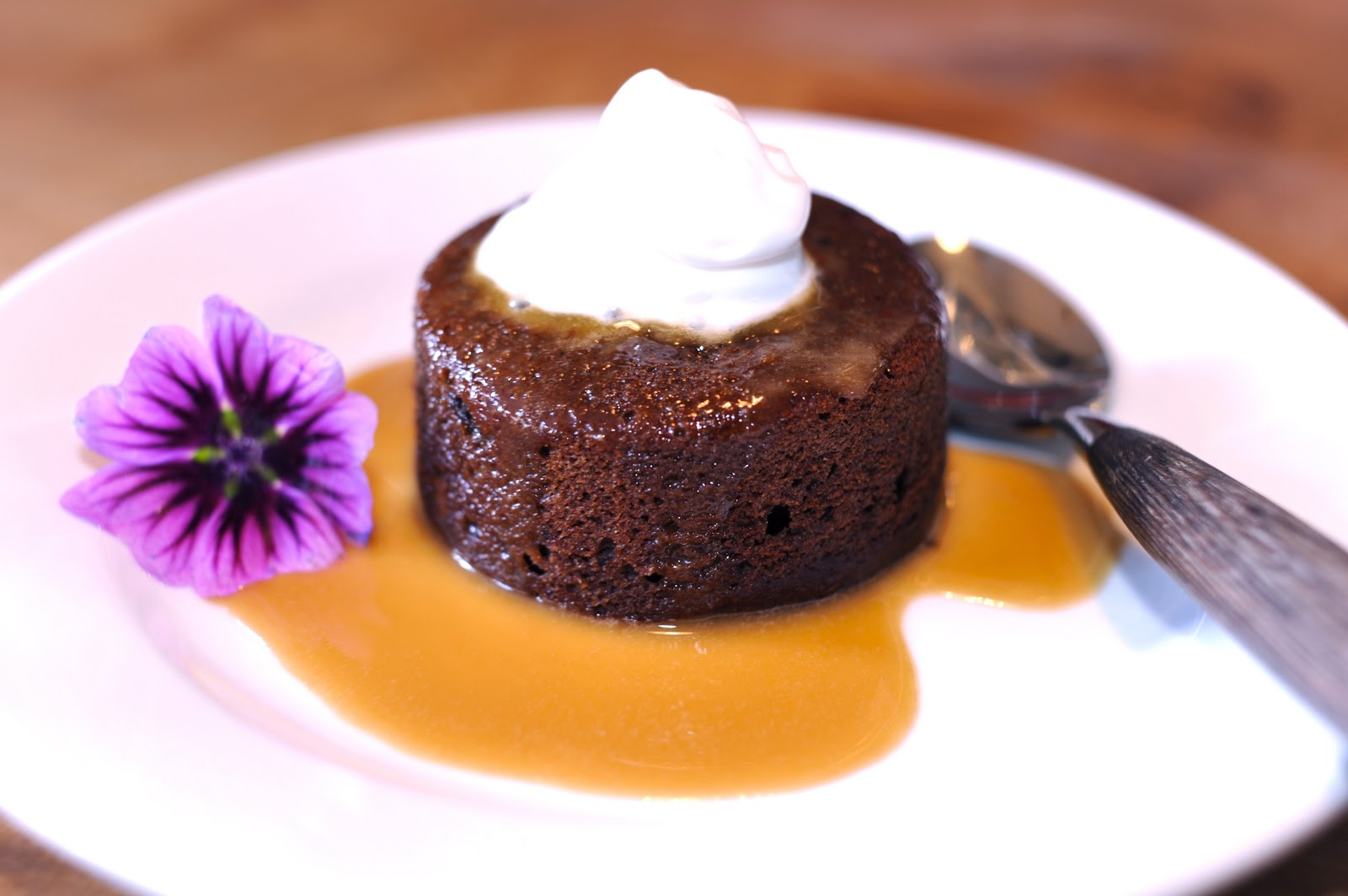 Sweet Sticky Thing: Sticky Toffee Pudding