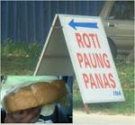 Roti Paung Panas