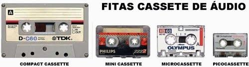Mini, micro e pico cassete GAP02