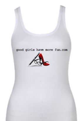 GOOD GIRLS HAVE MORE FUN! CUTE-T