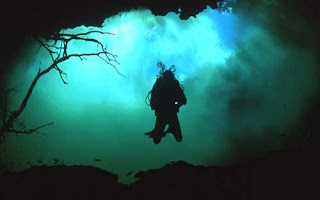 Sungai bawah Laut di Meksiko#2