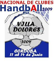 NACIONAL DE CLUBES CADETES 2009.