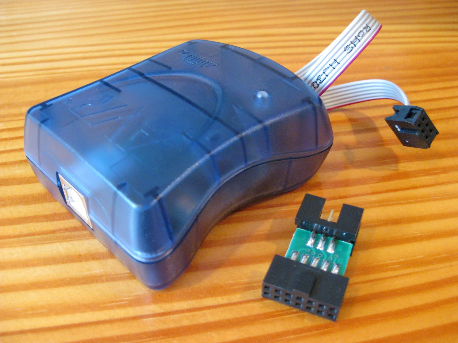 The Random Bit In Circuit Programmer Isp How To Atmel Avrisp Mkii Avr Sytem For
