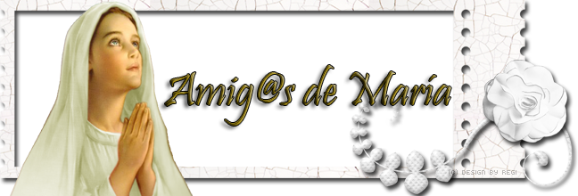 BLOG AMIG@S DE MARIA