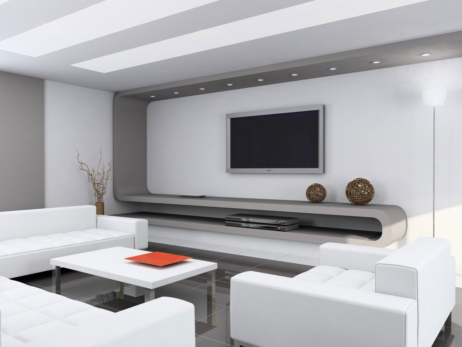 Interior Design Ideas For Living Rooms Modern