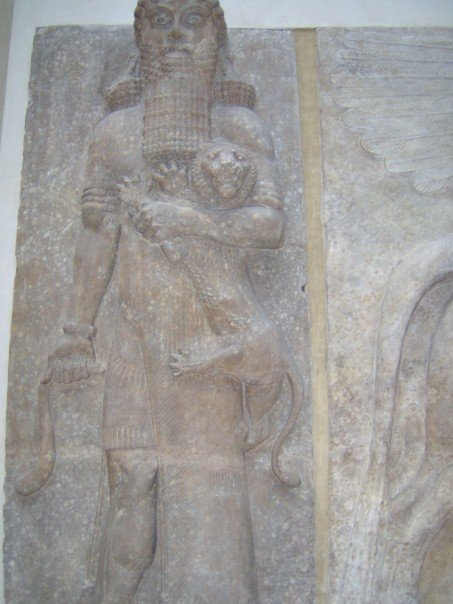 Athar Babel i Louvre - Paris