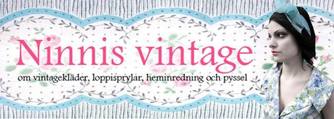 Ninnis vintage