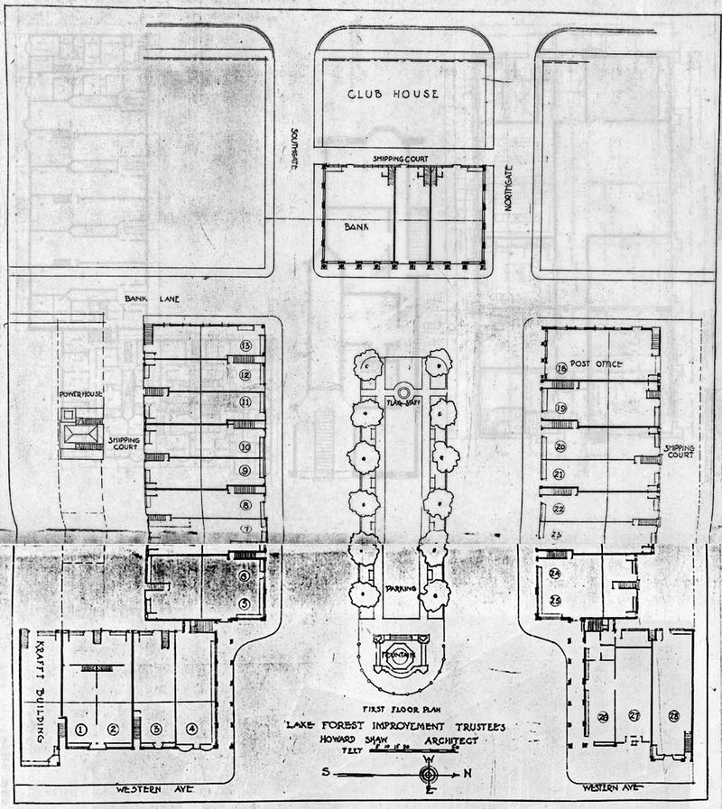 The Wondrous Evoluscope Shopping Mall Genealogy