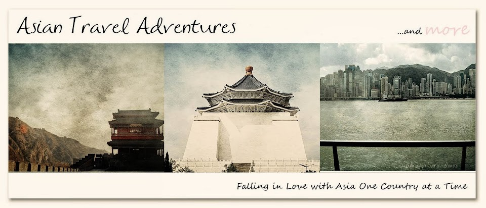 Asian Travel Adventures
