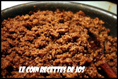 assaisonnement pour tacos recette