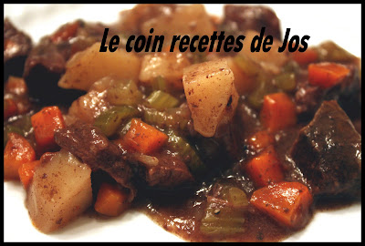 recettes  Rosbeef.