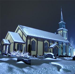 http://zimnijotdyh.blogspot.com/ Новый год в Норвегии
