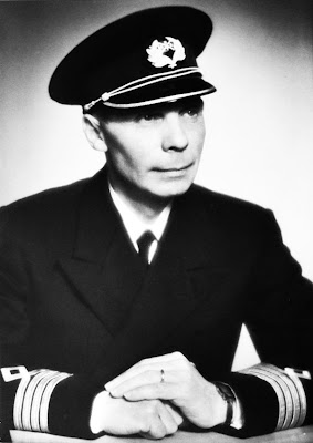 Captain Gunnar Runsten