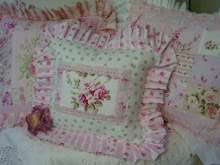 ~Sweet Shabby Pillow~