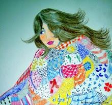 A Quilted Masterpiece~Artist~KarenHarveyCox~