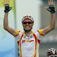 Samuel SANCHEZ Champion Olympique