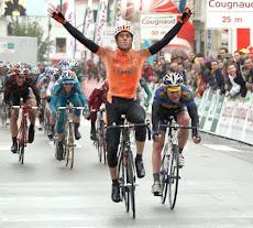 Koldo vainqueur du Tour de Vendée