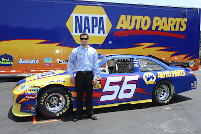 Racing Auto Part on Michael Waltrip Racing Mwr Announced Today That Napa Auto Parts