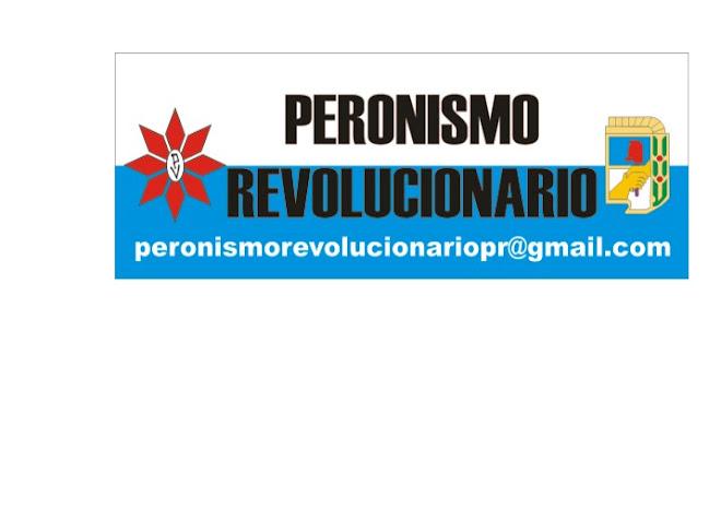 Peronismo Revolucionario