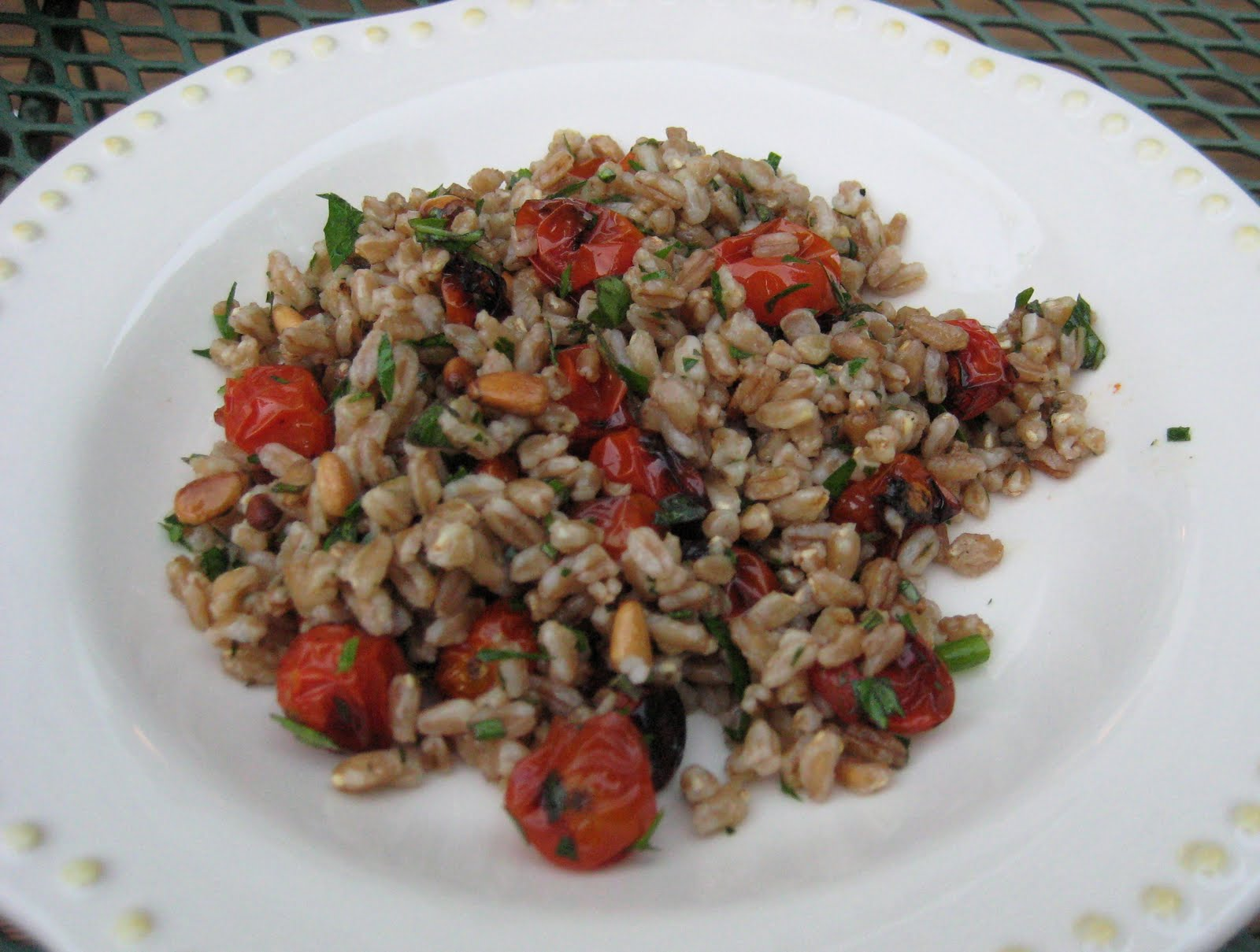 the crying kitchen: near and farro