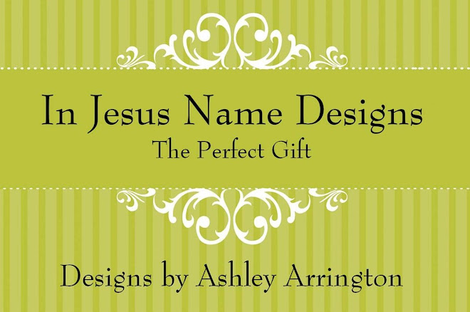 In Jesus Name Designs