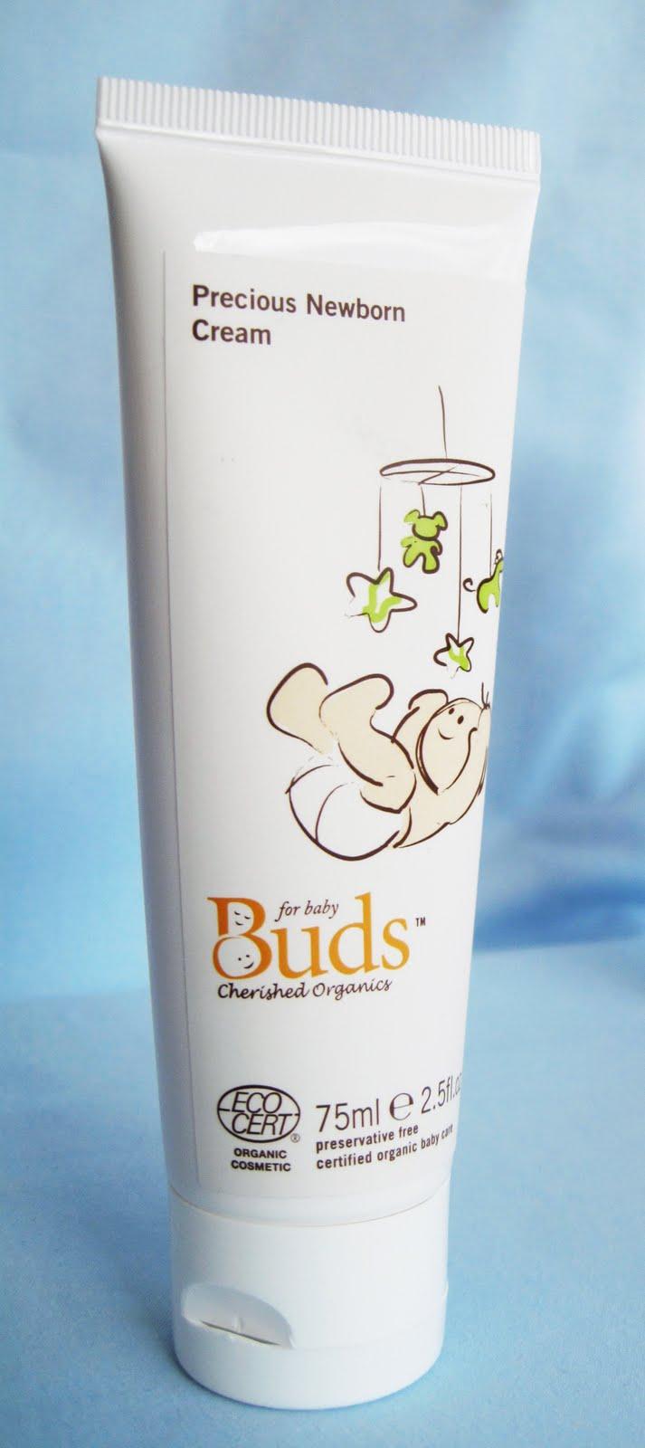 Mother And Baby Buds Organic Everyday Infant Massage Oil 100ml Precious Newborn Cream 75ml Rm 3990