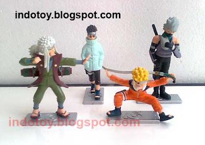 Jual Naruto 4.12 Action Figure
