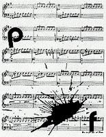 Gustavo Vega, 'Poema sobre partitura'. 1982