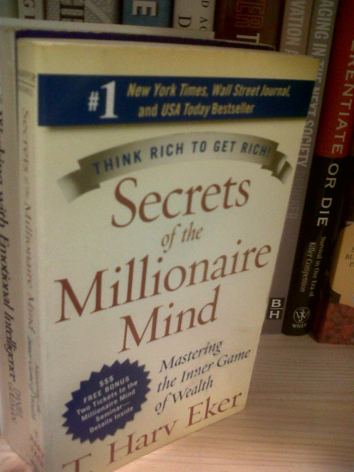 Secrets of the millionaire mind ebook free