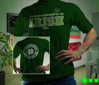 Free Irish Spring T-Shirt