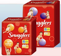 Free Sample Snugglers Nappies