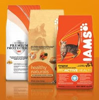 Free Bag Iams PreBiotics Cat Food