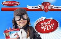 Free Radio Flyer License to Fly