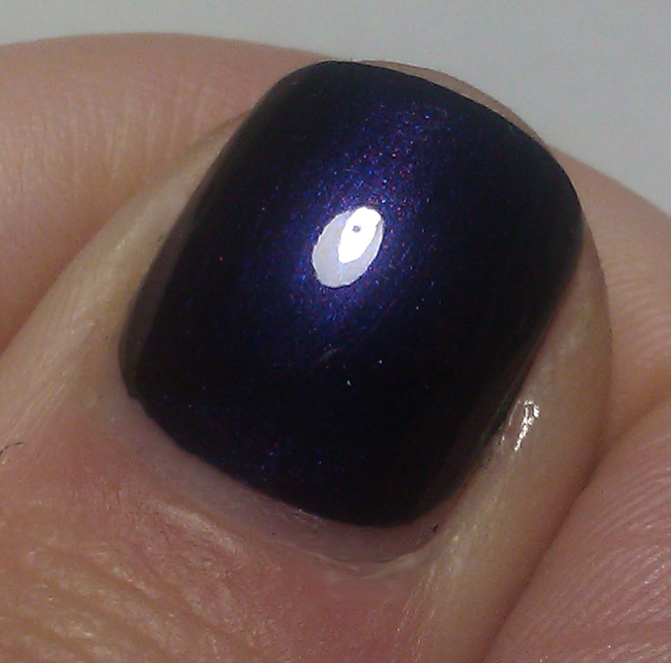 A pale girl\'s must-have - OPI Russian Navy ~ Addicted to Polish