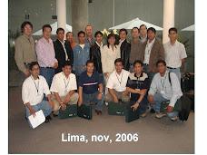 Lima, Perú, nov, 2006