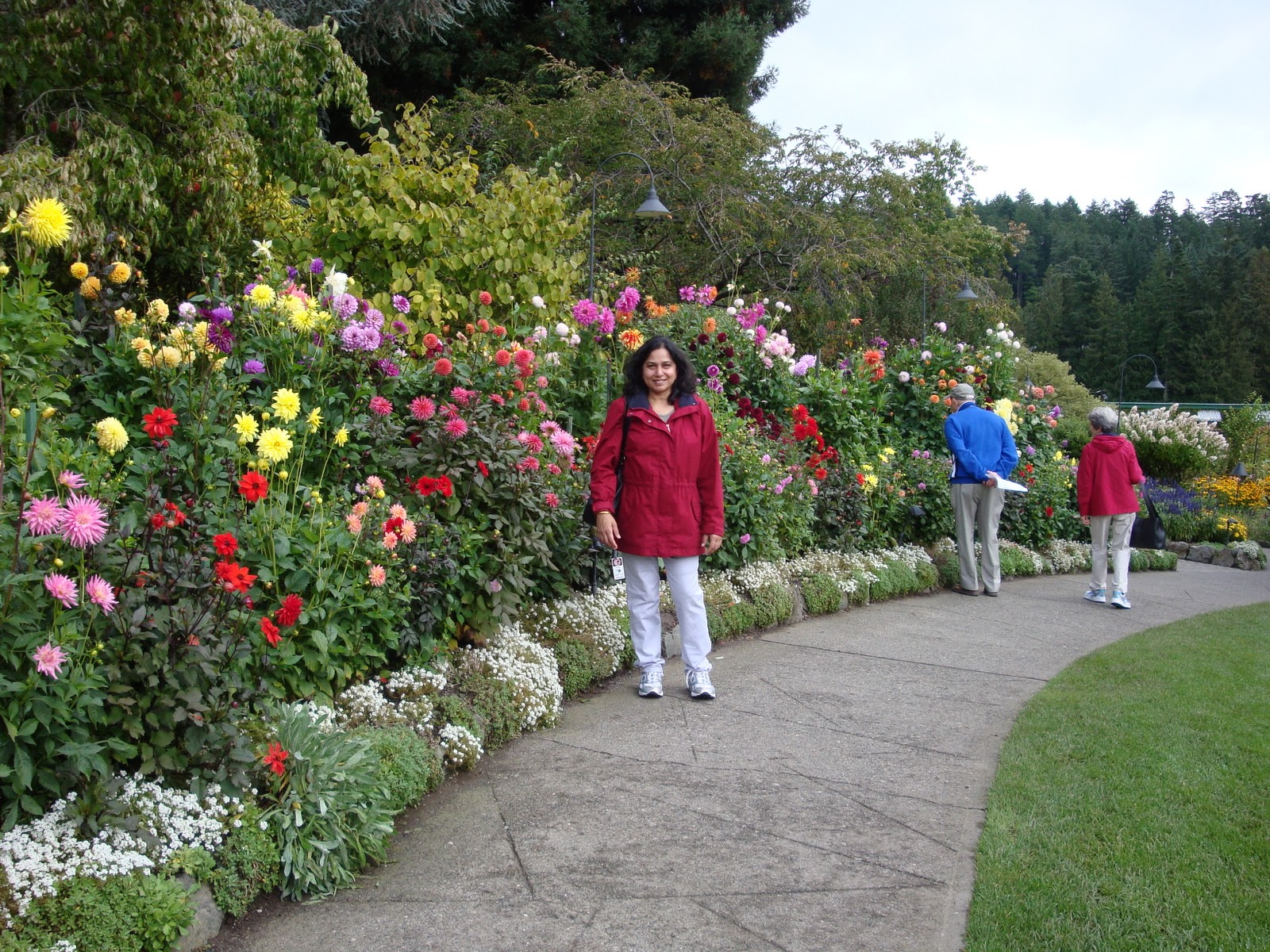 Kitchen Garden In India Entertaining From An Ethnic Indian Kitchen Butchart Gardens Ii
