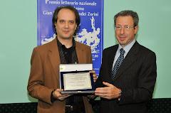 """Premio Letterario Città di Arona """"Gian Vincenzo Omodei Zorini"""" 2008"""