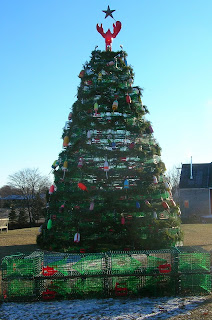 rockland lobster trap tree