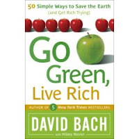 davidbach Book Review: Go Green, Live Rich by David Bach