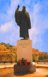 Statua del Santo a NOTO