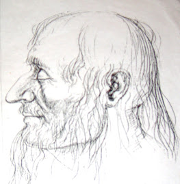 San Corrado visto di profilo