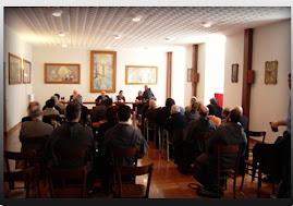 Sala del Cantico - Assisi