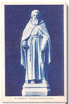 Statua al Patrono