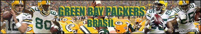 Green Bay Packers - Brasil