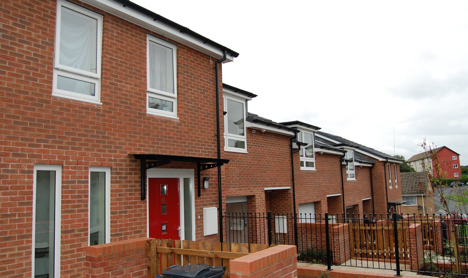 Photos New Housing In Leeds Will Free Up Overcrowded